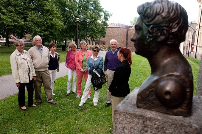 Linköpings innerstad och dess historia